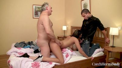 Czech Horny Dads download